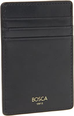Old Leather Collection - Deluxe Front Pocket Wallet