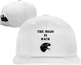 Unisex Odessa Permian MOJO snap Back hat Red