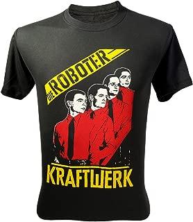 Lectro Men's Kraftwerk Die Roboter T-Shirt V2