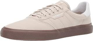 adidas Originals 3MC, Clear Brown/White/Gum, 6.5 M US