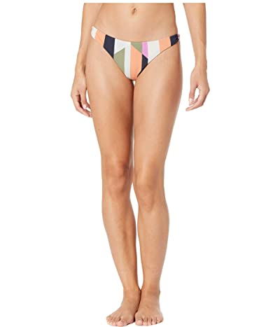 Billabong Slow Roller Tanga Bikini Bottoms (Multi) Women