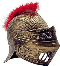 knight helmet plume
