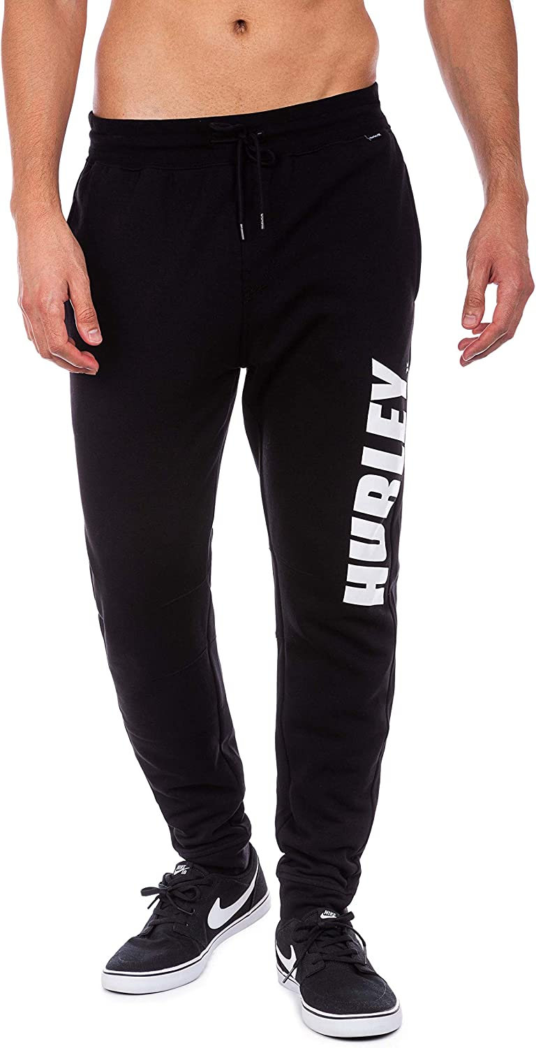 Hurley Men's Fastlane Fleece Pant Jogger Sweat Ranking integrated 1st place Lowest price challenge