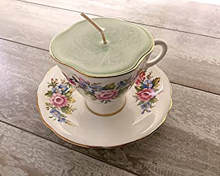 clarence bone china tea cups