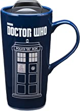 dr who travel mug