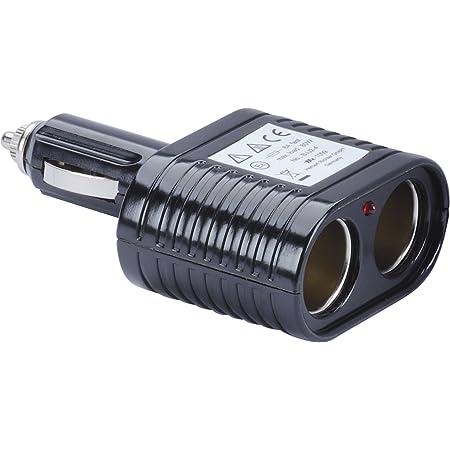 Hama 2 Fach Verteiler Für Kfz Zigarettenanzünder Elektronik
