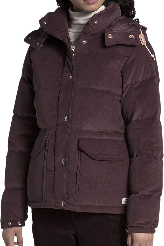 The North Face Women's Sierra Jacket Winter Corduroy Down Parka Free Shipping half Cheap Bargain Gift