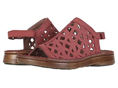 Naot Amadora (Brick Red Nubuck) Women