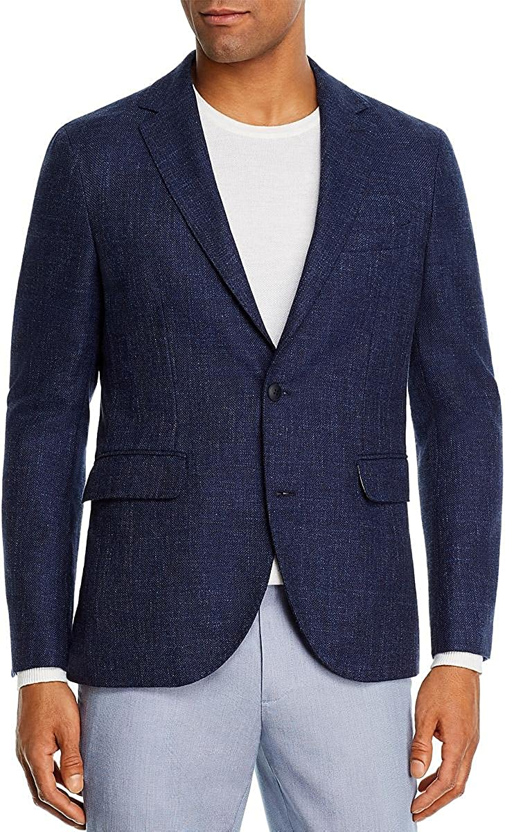 Dylan Gray Mens Suit Separate Business Blazer