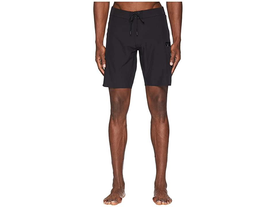 onia Ethan 9 E Boardshorts (Black) Men