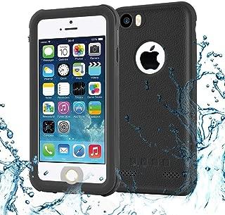 Transy iPhone 6 Plus 6s Plus Waterproof Case Anti-Scratch & Fingerprint Shock Full-Body Protection Waterproof Case Cover for iPhone 6 Plus and 6S Plus (5.5-inch)