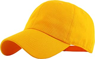 1f11264201d KBETHOS Classic Polo Style Baseball Cap All Cotton Made Adjustable Fits Men  Women Low Profile Black
