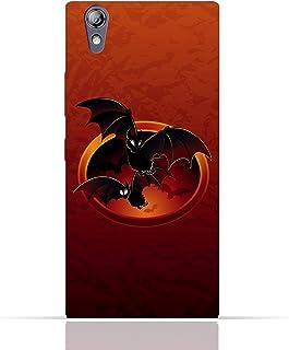Lenovo P70 TPU Silicone Case With Halloween Bats