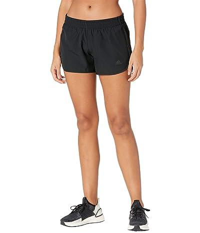 adidas M20 Shorts (Black/Black) Women