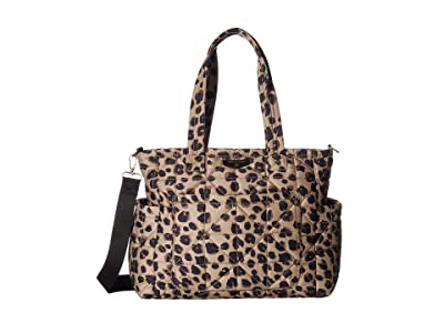 TWELVElittle Carry Love Tote (Leopard Print) Diaper Bags