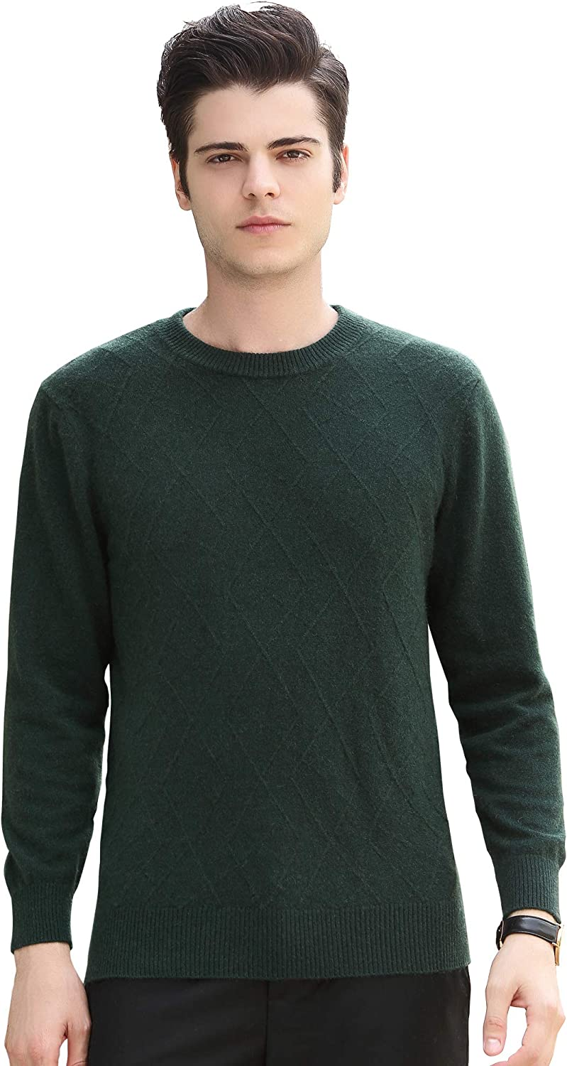 NQDTPBOR Jacksonville Mall Sweater Pullover Men's 100% 2021 spring and summer new Cashmere Pure for Sweaters
