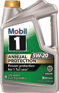 Mobil 1 122599-1 Synthetic Oil, 160. Fluid_Ounces