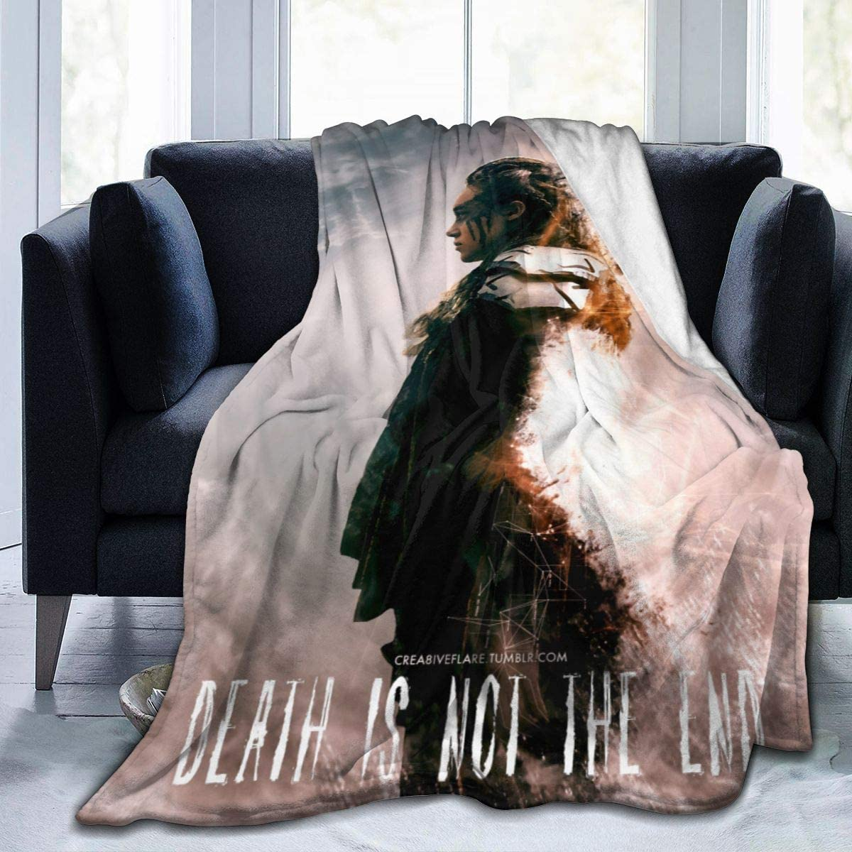 Luxury Warm Soft Mink Throw Large Fleece Blanket Couch Sofa Bed Room Adult Kids