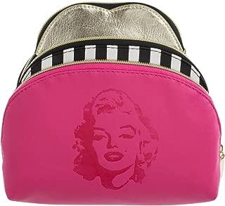 marilyn monroe makeup brush holder