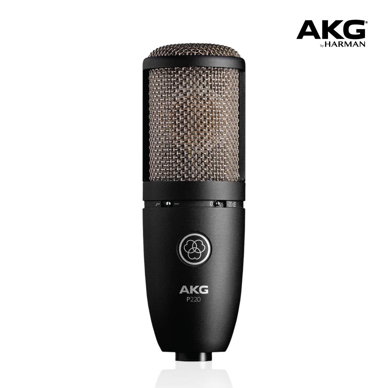 AKG Vocal Condenser Microphone 3101H00420