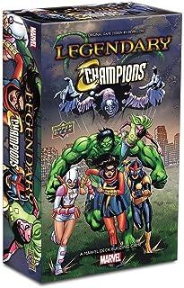 Marvel Legendary: Champions Small Box Expansion