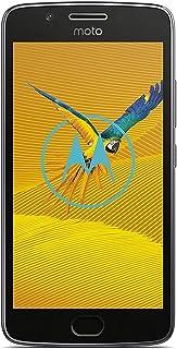 Motorola Moto G5 Smartphone, Marchio Tim, 16 GB, Lunar Grigio [Italia]