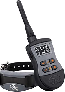 SportDOG Brand SportTrainer 875 Remote Trainer - Bright, Easy to Read OLED Screen - 1/2 Mile Range - Waterproof, Rechargea...