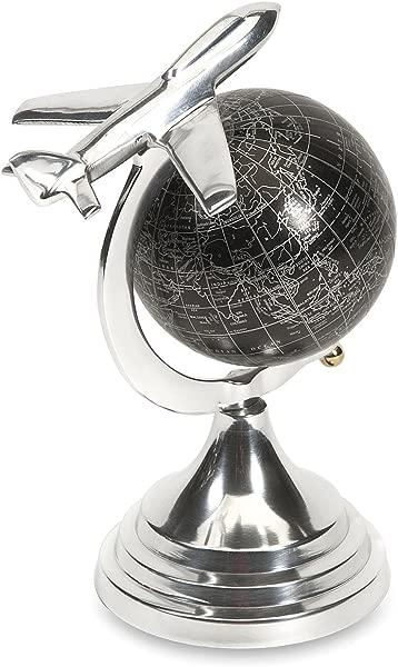 Imax 89417 Hadwin Small Airplane Globe
