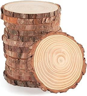 Natural Wood Slices 25 Pcs 3