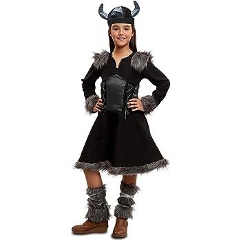 VIVING - Disfraz bebe vikinga 1/2 años: Amazon.es: Juguetes y juegos
