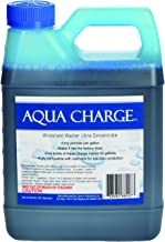 Aqua Charge Windshield Washer Ultra Concentrate, 1 quart makes 55 gallons finished product