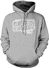 May The Force Be with You - Nerd Geek Unisex Hoodie Sweatshirt