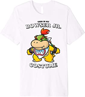 This Is My Bowser Jr. Costume Premium T-Shirt