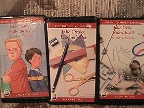 Set of 3 (Audio Casette Books) Jake Drake Know It All, Jake Drake Teachers Pet, Jake Drake Bully Buster
