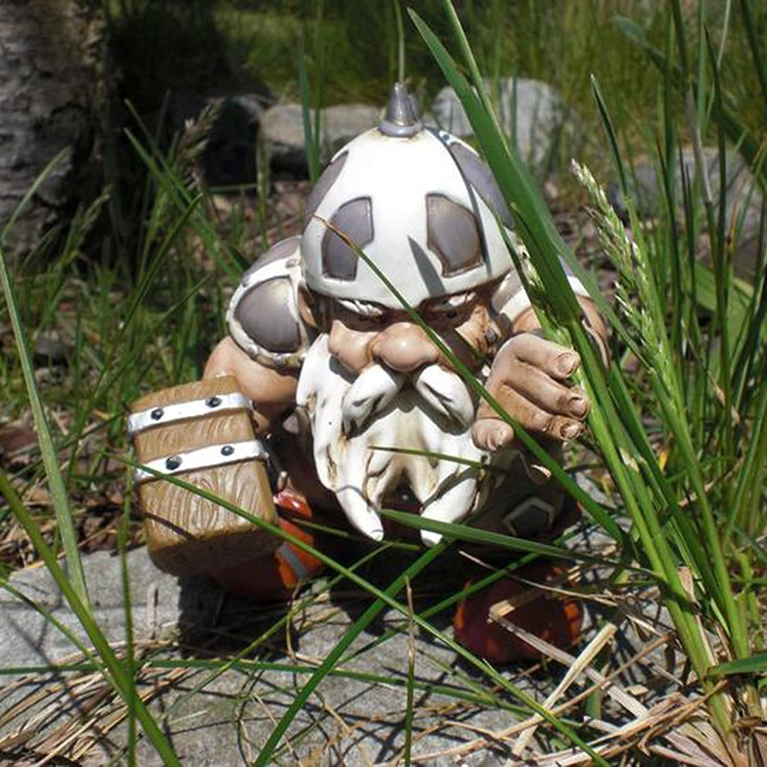 Viking Victor Norse It is very popular Dwarf Gnome Outdoor Figurines Sale SALE% OFF Statue F