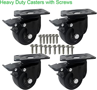 DICASAL Heavy Duty Casters, 3