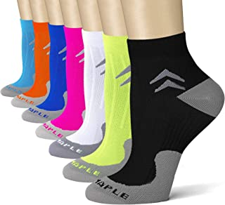 Bluemaple Compression Socks for Women and Men,Regular wear, Fashion wear -Say Goodbye to Your Pain