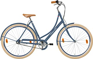 Royal Dutch M&M 700C Nexus 3 City Bicycle in 49 or 56 cm Sizes and 6 Colors