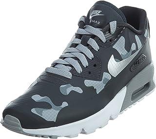 Nike Air Max 90 Ns Se Grey Camo Running Boys/Girls