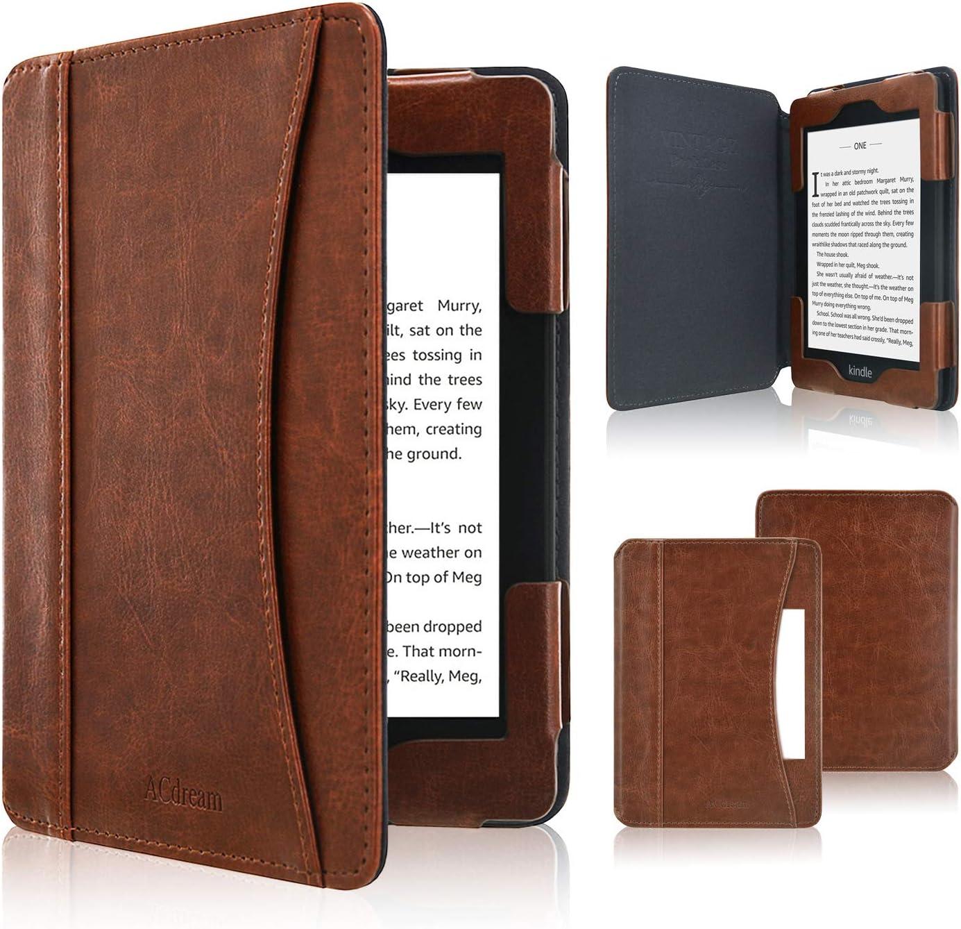 ACdream Kindle New York Mall Paperwhite Case 2018 Smart C Cover Virginia Beach Mall Folio Leather