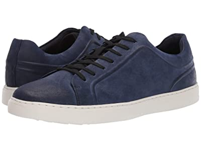Kenneth Cole Reaction Indy Sneaker M (Navy) Men