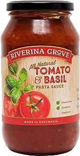 Riverina Grove Tomato Basil Pasta Sauce 500 g