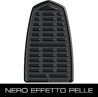Universal Tankschutz Soft Touch_ UNIVERSAL Tank PAD Nero Pelle