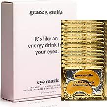 anti aging eye mask by Grace & Stella Co.