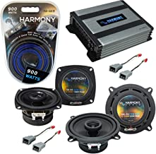 $205 » Harmony Audio R4 R5 Factory Speaker Replacement Upgrade Package Ungle with HA-A400.1 Amp Compatible with Ford Ranger 1983 ...
