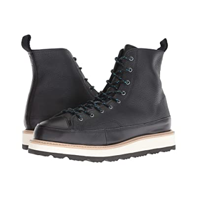 Converse Chuck Taylor Crafted Boot Hi (Black/Light Fawn/Black) Men