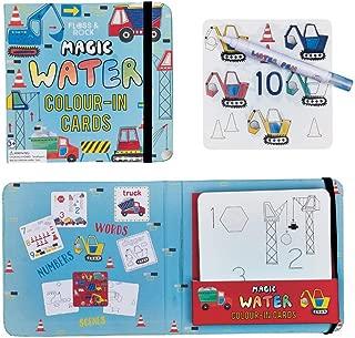 Floss & Rock, Magic Water Cards, Construction (38P3415)