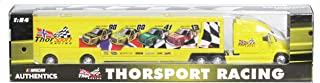 nascar Authentics 1:64 Truck Thorsport Racing Hauler Trailer RCCA Elite