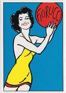 Fiorucci Sticker Card 177