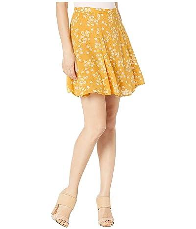 Billabong Jane Skipper Skirt (Burnt Gold) Women